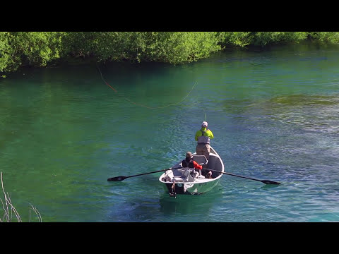 VIDEO: Limay by Todd Moen - Limay River Argentina Fly Fishing