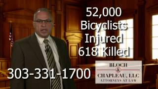 CO Bicycle Accident Attorneys Practice Areas Video Discussion