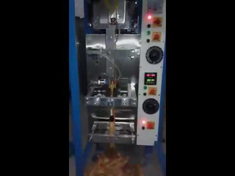Automatic Pepsi Cola Pouch Packing Machine