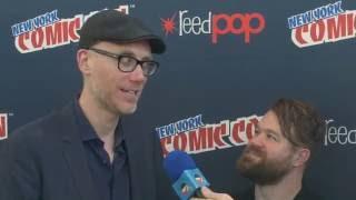 Jon Gries - Dream Corp. LLC - Comic Con de New York - Interview 3 07/10/2016