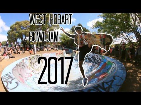 West Hobart Bowl Jam - 2017