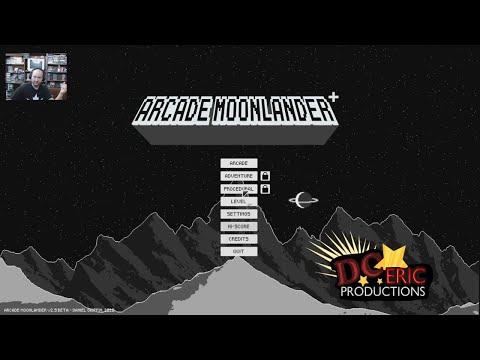 The Random Game Selector: Arcade Moonlander