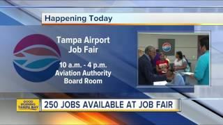 250 Jobs Available At TIA Job Fair On Monday