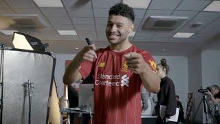 Vlog Ox: Dibalik Layar Shooting Seragam Baru Liverpool Untuk Musim 2019/2020