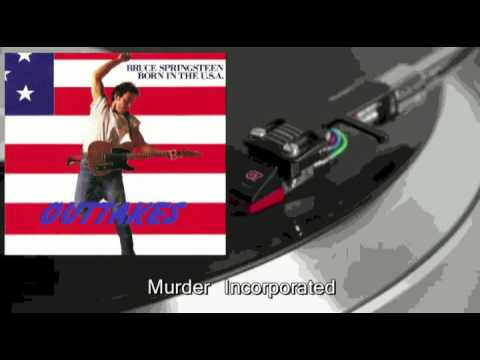 Bruce Springsteen - Murder Incorporated