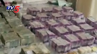 Black Money Exchange Racket Busted in Hyderabad and Bangalore | TV5 News