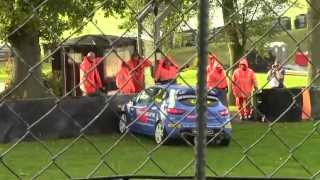 2014 Courier Connections Renault UK Clio Cup First Lap Crash