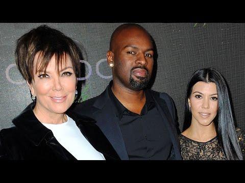 Khloe and Kim Kardashian Wonder If Kourtney's Too Close to Kris Jenner's Boyfriend Corey Gamble