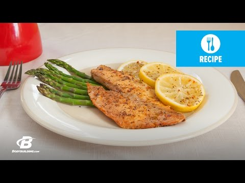 Video Delicious & Easy Fish in Foil | Healthy Recipes