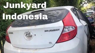 Junkyard Kapakan Mobil Di Parung - Cari Motor Starter