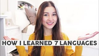 How I Learned 7 languages