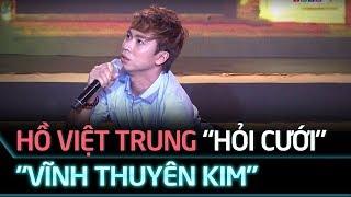 Hồ Việt Trung 'hỏi cưới' Vĩnh Thuyên Kim trên sân khấu   Cặp đôi vàng Tập 3