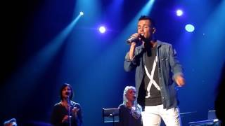 Anthony Callea - Man In The Mirror live at The Palms, Crown 2016