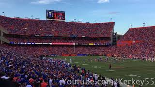 "Florida Gators  - Tom Petty ""I Won't Back Down"" Full Tribute"
