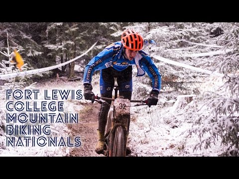 Fort Lewis College takes second place at Mountain Biking Nationals!