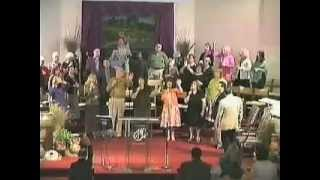 NORTHPORT CHURCH OF GOD CHOIR, Ever More Medley