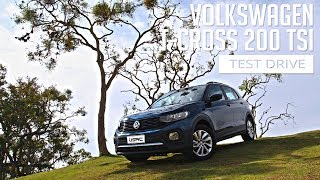 Volkswagen T-Cross 200 TSI - Test Drive