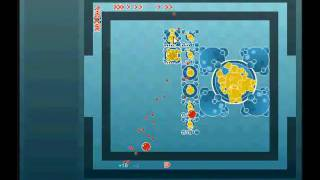 Bubble Tanks Tower Defence - Level 27 Framed-Out