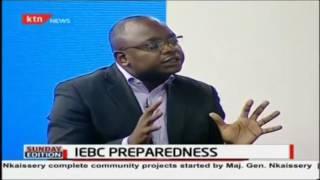 Political Pages: IEBC preparedness