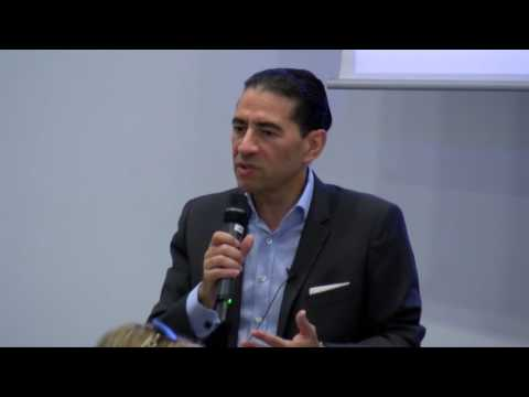 Gérald Karsenti, Président-Directeur Général d'Hewlett-Packard France
