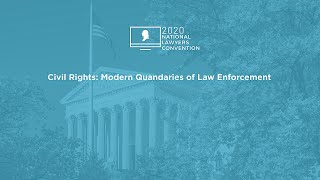 Click to play: Civil Rights: Modern Quandaries of Law Enforcement