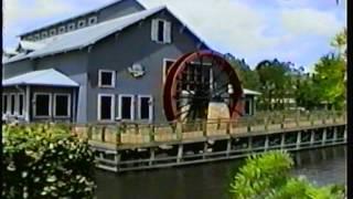 Dixie Landings Resort Disney World 1997