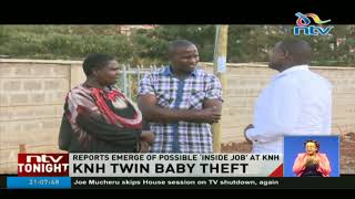How couple lost twin boy at KNH - VIDEO