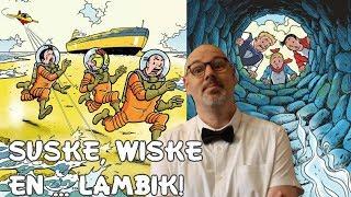 Suske, Wiske….en Lambik! | Stripvlog