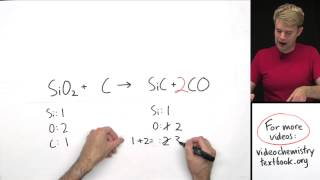 Balancing Chemical Equations Practice Problems
