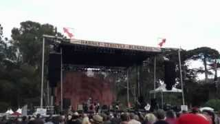 "JON LANGFORD & HIS SADIES - ""Drone Operator"" live 10/5/12"