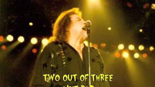 Meat Loaf: Two Out Of Three Ain't Bad (Live In Birmingham, 1988)