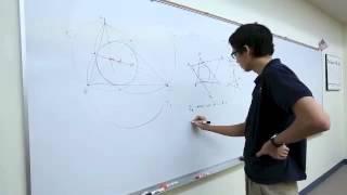 Math gold medalist talks about the art of math