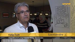 Választás 2019 / TV Szentendre