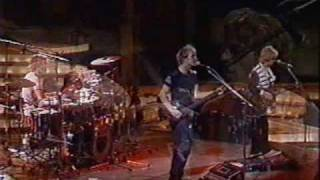 THE POLICE IN CHILE 82'   Don't Stand So Close To Me + Can't Stand Losing You