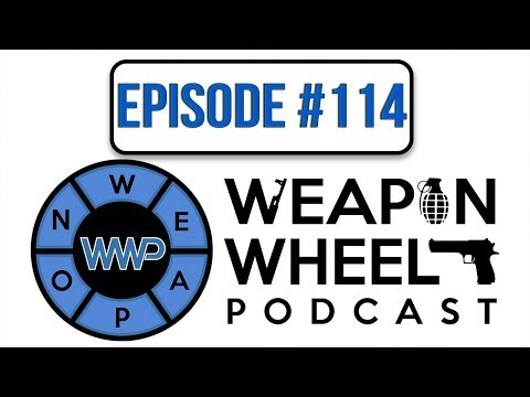 NeoGaf | Visceral Games | Activision Patent | Southpark | Nintendo NPD | Weapon Wheel Podcast 114