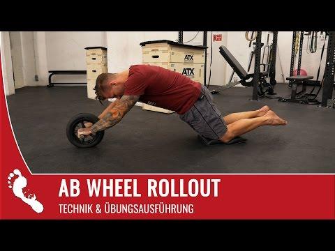 Ab Wheel Rollout | Richtige Technik (Tutorial)