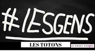 #les gens / Les totons