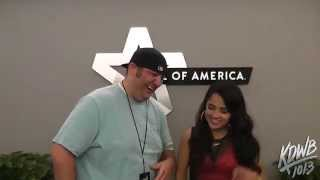 БЕККИ ГОМЕЗ, Big D Interviews Becky G at Mall of America