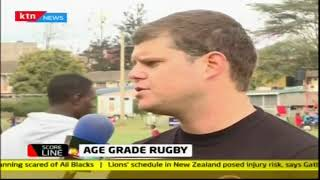 Age Grade Rugby gives many children hope | KTN News Scoreline