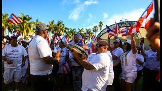 Puerto Rican caravan to commemorate victims of Hurricane Maria | Kholo.pk