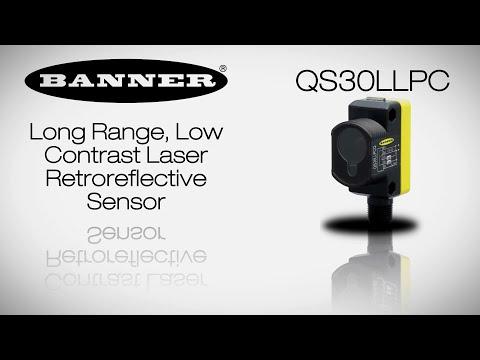 QS30LLPC Retroreflective