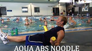 Aqua Abs Noodle AEA Online CEC Course