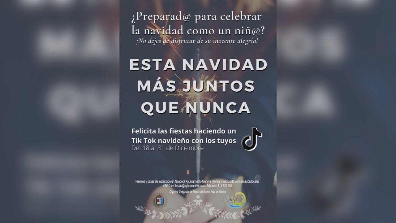 Concurso Tik Tok hasta el 31 de diciembre