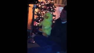 Duck Dancing to Dappy - I'm Coming (Tarzan Part II)