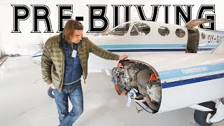 Покупка самолета Cessna 340A. Pre-buying Inspection