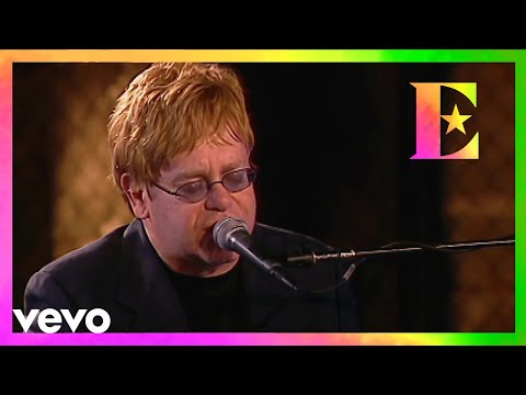 Elton John - Mona Lisas & Mad Hatters (The Great Amphitheatre, Ephesus 2001)