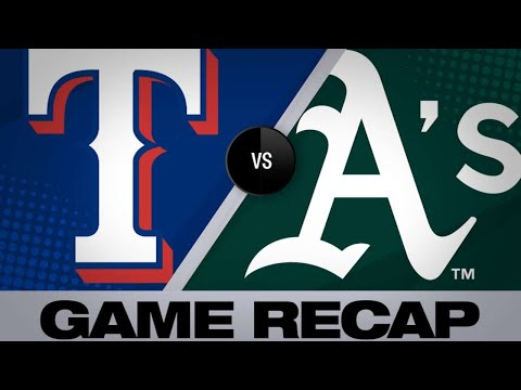 4/22/19: Piscotty homers, drives in 3 in 6-1 win