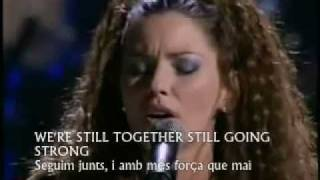 Shania Twain - You're still the one - lyrics (english-catalan)