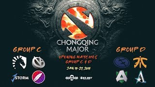 [DOTA 2 LIVE PH] Team Liquid VS Vici Gaming | Bo3 |The Chongqing Major DAY 2