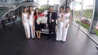 Lễ Bàn Giao Mercedes S600 Maybach cho Nữ Doanh Nhân Tp HCM